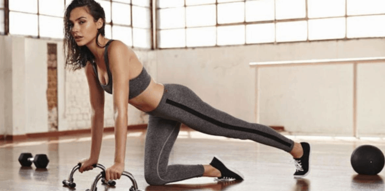 fitness workout routine and tips gal gadot