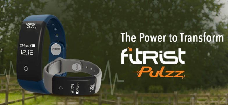 intex fitrist pulzz fitness tracking smart watches review