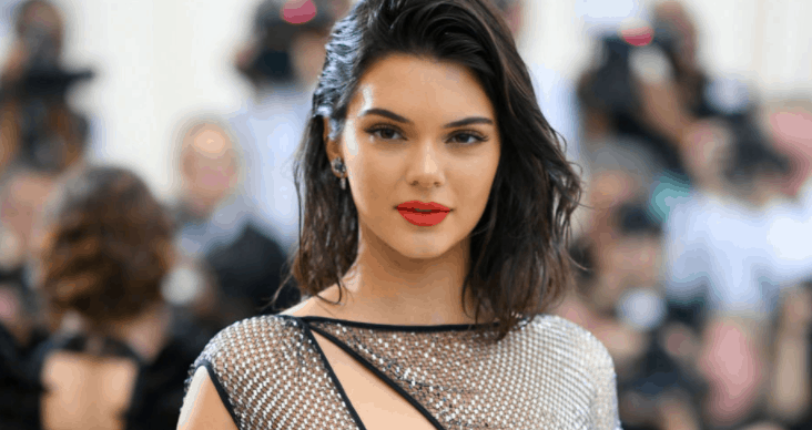 kendall jenner beauty pics and tips
