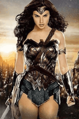 wonder women gal gadot workout routine
