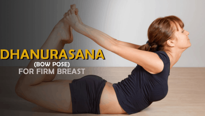 yoga for breast enlargement