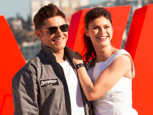 zac efron and alexandra daddario pics and images